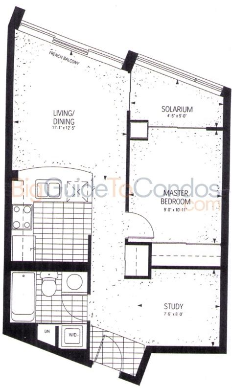 650 quay west floor plans 28 images tour of 228 quay west toronto ontario m5j property