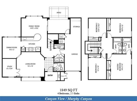 murphy canyon military housing floor plans pin by navy housing on naval complex san diego ca pinterest