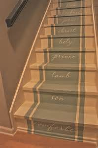 Decorative Stair Risers Pin Painted Stairs On Pinterest