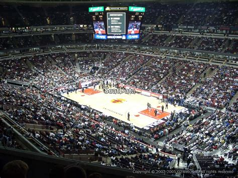united center section 313 chicago bulls united center section 313 rateyourseats com