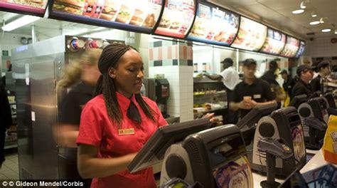 mcdonald s cashier confronts exec quot i can t afford shoes
