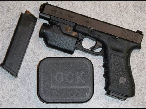 glock 17 tactical light glock review tactical light