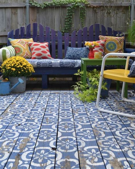 How To Paint An Outdoor Rug 25 Best Ideas About Stencil Rug On Pinterest Stencil Concrete Painted Concrete Porch And