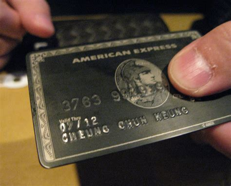 black card amex centurion american black card express