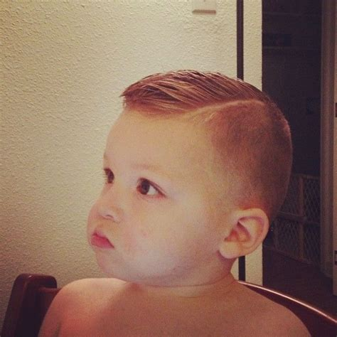 toddler curly hair fade high fade pomp over hard part toddler boy