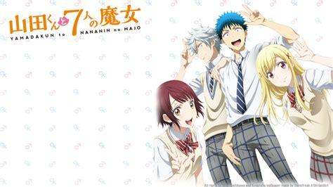yamada kun to 7 nin no majo yamada kun to 7 nin no majo wallpaper by wariofreak x on