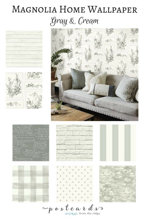 joanna gaines wallpaper add some wow to your walls with joanna gaines new
