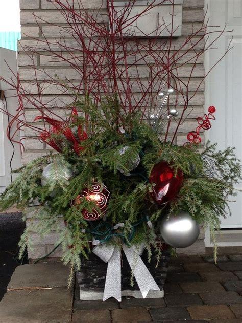Decoration Exterieur Noel by 1000 Ideas About Decoration De Noel Exterieur On