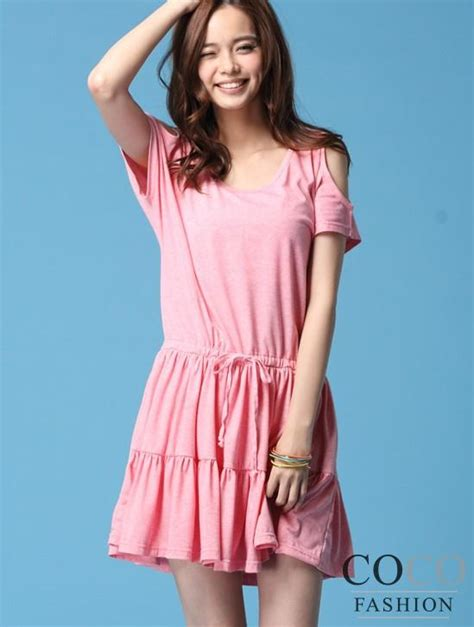 Casual Dress Pink pink casual dresses www pixshark images galleries