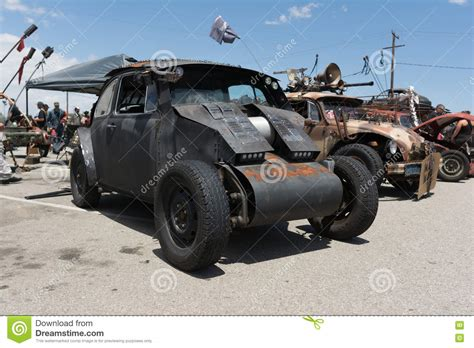 survival car volkswagen beetle post apocalyptic survival vehicle