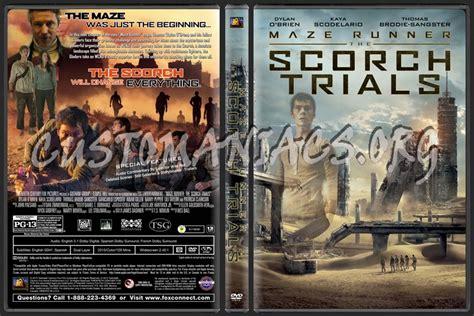 nonton film bioskop maze runner the scorch trials maze runner the scorch trials dvd cover dvd covers