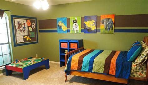 Kinderzimmer Jungen Bilder by Dekorationsideen F 252 R Das Kinderzimmer Eines Jungen