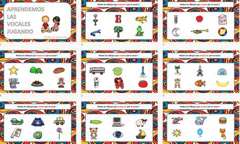 imagenes que empiecen con la letra lo aprendemos las vocales jugando rodea los dibujos que