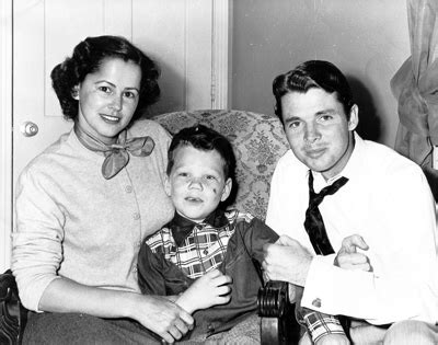 Audie Murphy Children Family Photo