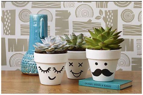 decorare vasi di terracotta dipingere vasi di terracotta quello sbagliato vintage