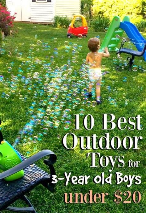 10 best outdoor toys for 3 year boys 20