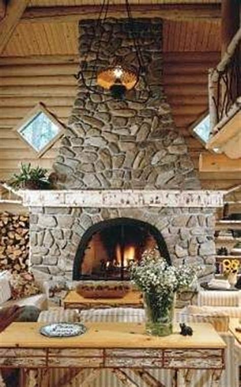 home design story rustic stove rustic stone fireplace house ideas pinterest