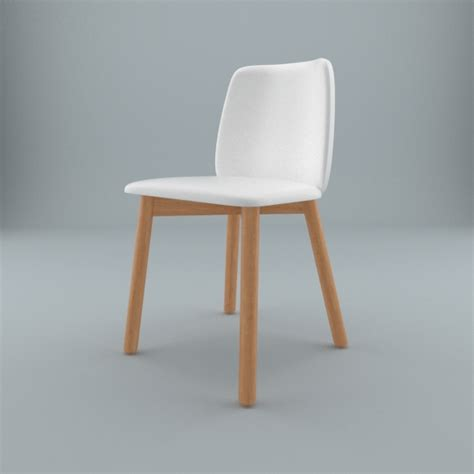Bluedot Furniture by Dot Furniture Chip Leather Dining Chair By Vinrax