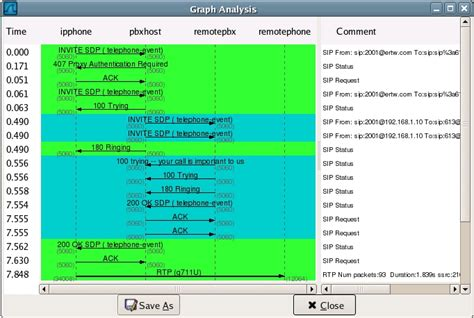 format audio voip expose voip problems using wireshark linux journal