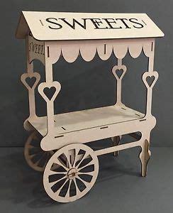Diy Birthday Cake Trolley y74 cart sweet holder stand birthday display mdf table wedding diy ebay
