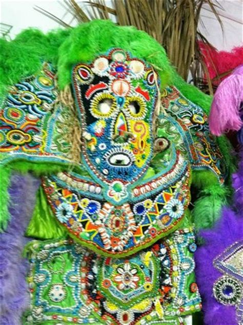 mardi gras indian costume picture of backstreet cultural