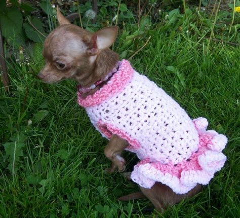 dog jumper pattern crochet etsy your place to buy and sell all things handmade