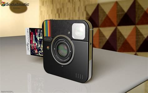 design academy instagram physical instagram camera to be launched in 2013
