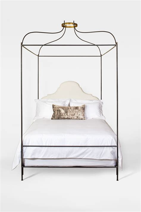 canapy bed iron venetian canopy bed