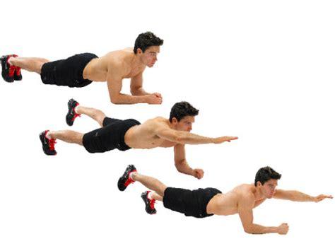 top 4 plank progressions the pulse