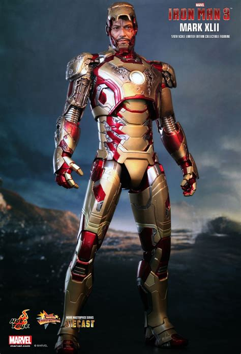 Toys Ironman Iii iron xlii armor from toys mifty is bored