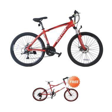 Sepeda Gunung Mtb 26 Inch New Vivacycle Frre Ongkir jual sepeda mtb anak terbaru harga murah blibli