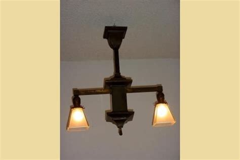 Mission Style Light Fixtures Mission Style Lighting Fixtures Chandeliers Antique 1898 2 Arm Mission Lighting Fixture