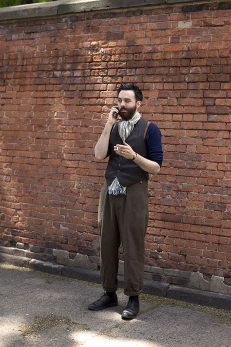european street style  york  urban gentleman