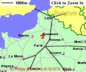 Bva Search Beauvais Till Airport Bva Guide Flights