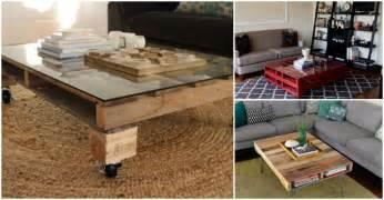 un meuble en palette de bois pour chaque pi 232 ce de la