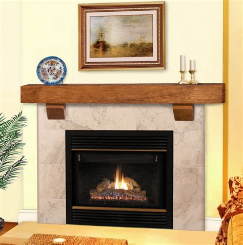 Portable Propane Fireplace by 48 Quot 60 Quot 72 Quot Heritage Wheat Finish Reclaimed Mantel