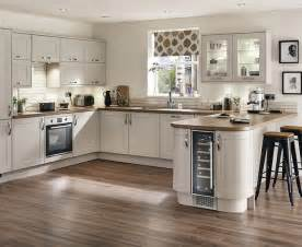 Kitchen Cabinet Lighting Options burford cashmere kitchen shaker kitchens howdens joinery