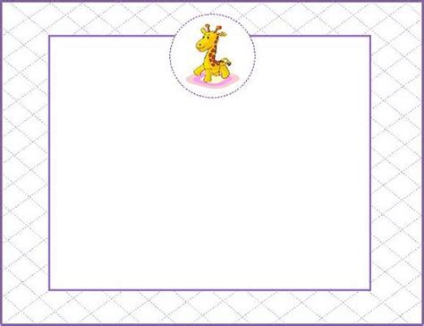 templates for baby shower invites baby shower invitation template at invitations and more
