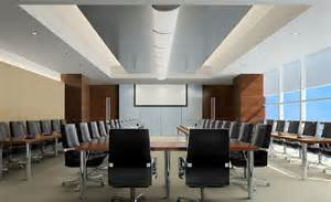 Interior Design Conference design of suspended ceiling conference room