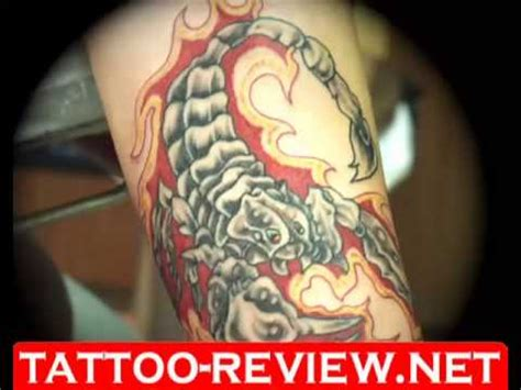 tattoo designs youtube scorpion tattoo designs youtube