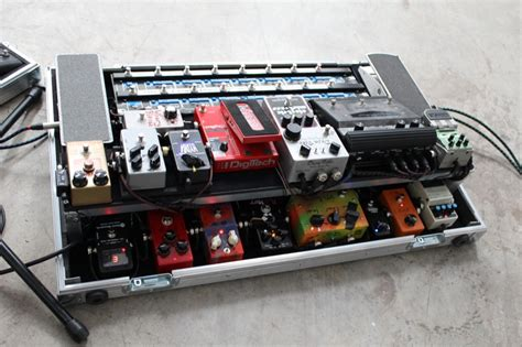 Handmade Pedal Board - gallery custom pedal boards