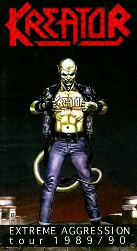 Kreator Aggresion kreator thrash metal metals wacken open