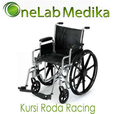 kursi roda racing onelab medika