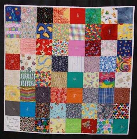 Patchwork Quilt Story - storybook template