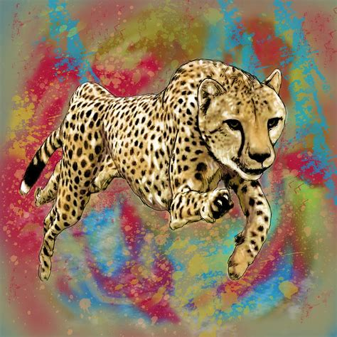 Animal Pop By animal stylised pop drawing potrait poser drawing