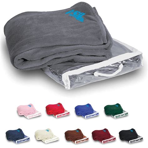 embroidered fleece blankets promotional 50x60 embroidered micro coral fleece blanket customized 50x60 embroidered micro
