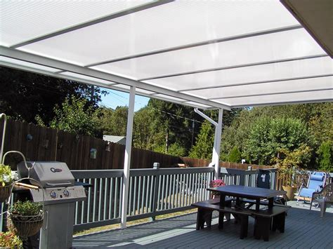 Awning Carport Acrylite Patio Covers Vancouver Wa Carport Glass Cover