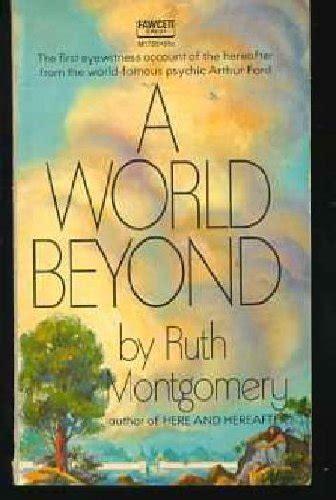 libro before i was born libro the world before di ruth montgomery