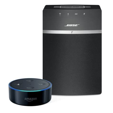 Second Speaker Bose bose soundtouch 10 bluetooth speaker echo dot 2nd