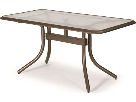 rectangular patio tables rectangular glass patio table patio design 378